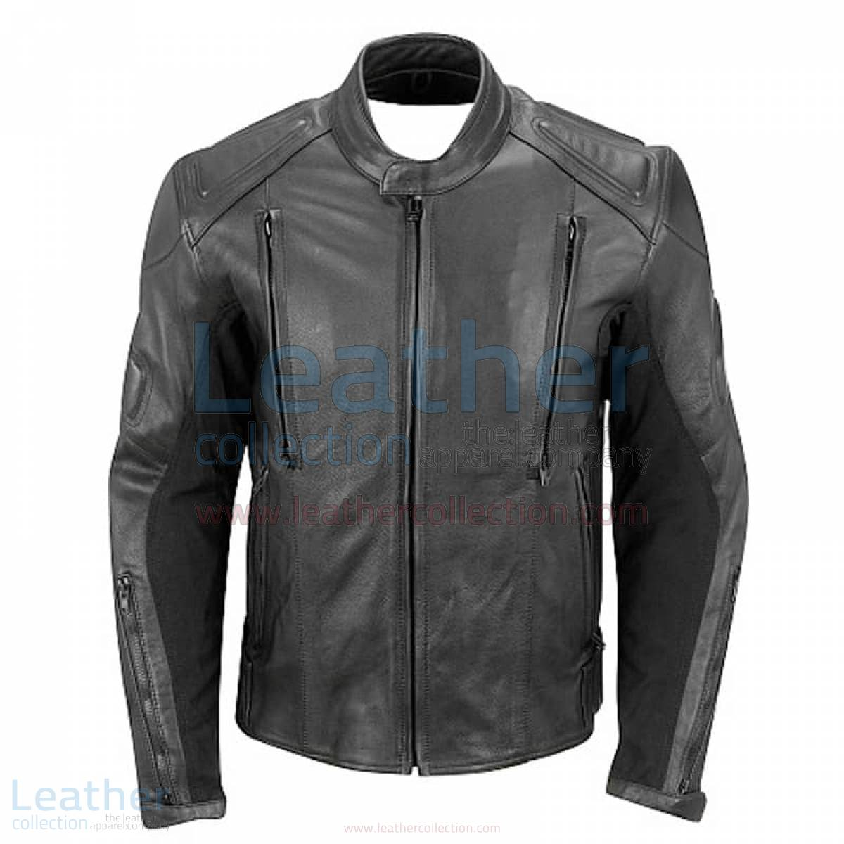 big and tall biker jacket