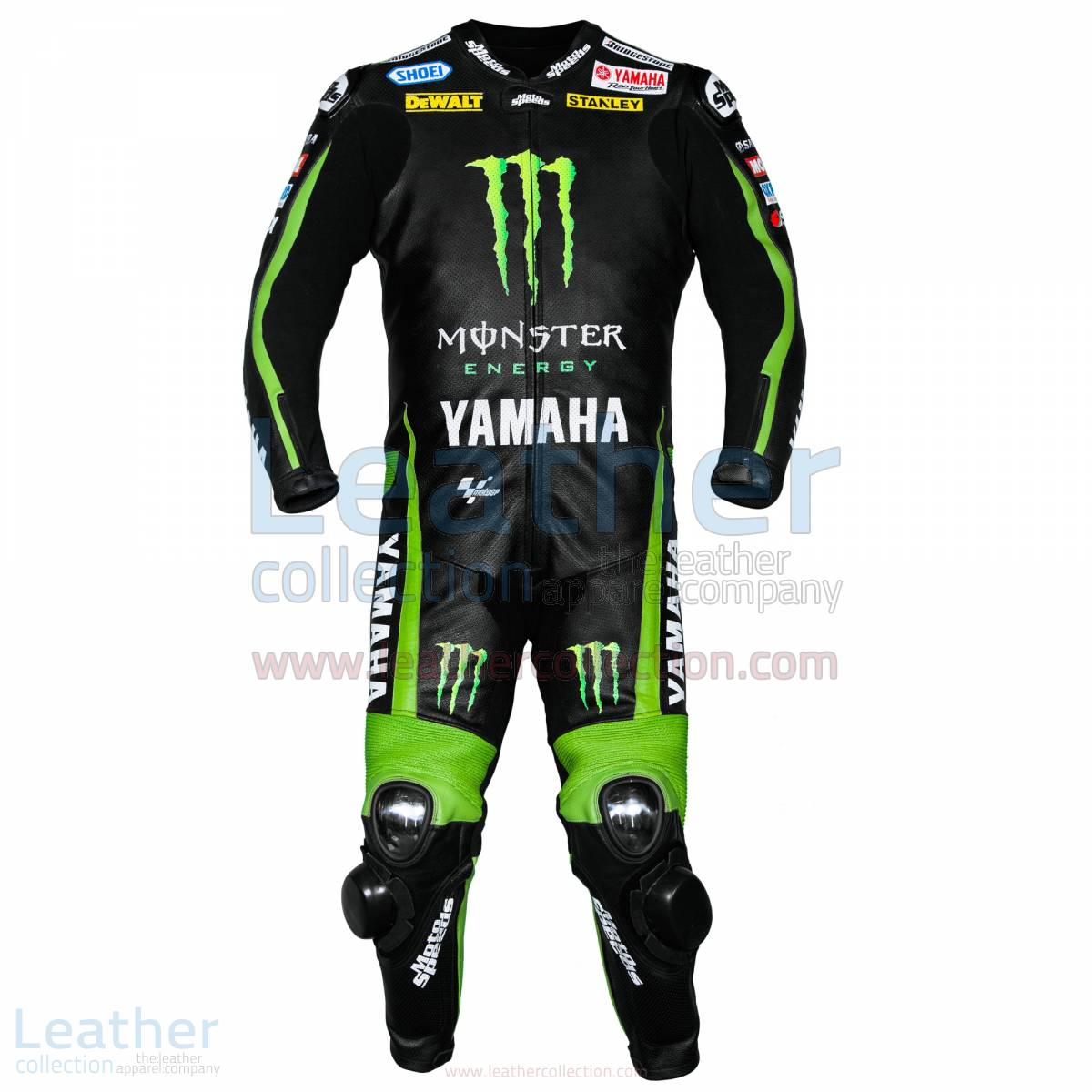 Bradley Smith Yamaha Monster Energy 2015 Leathers