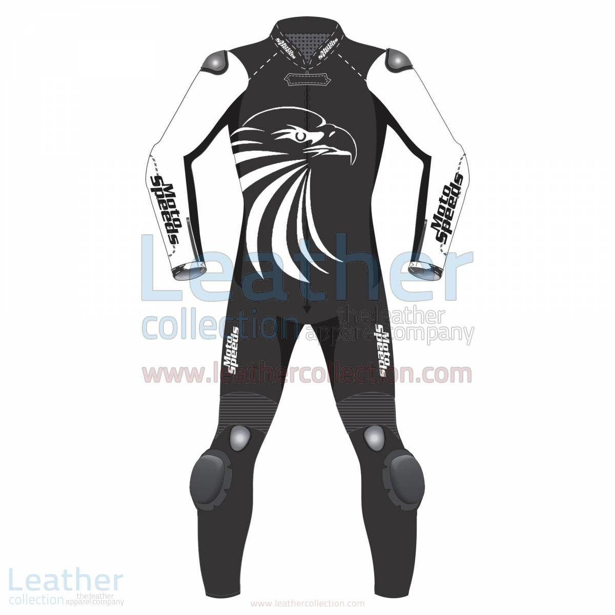 leather riding suit