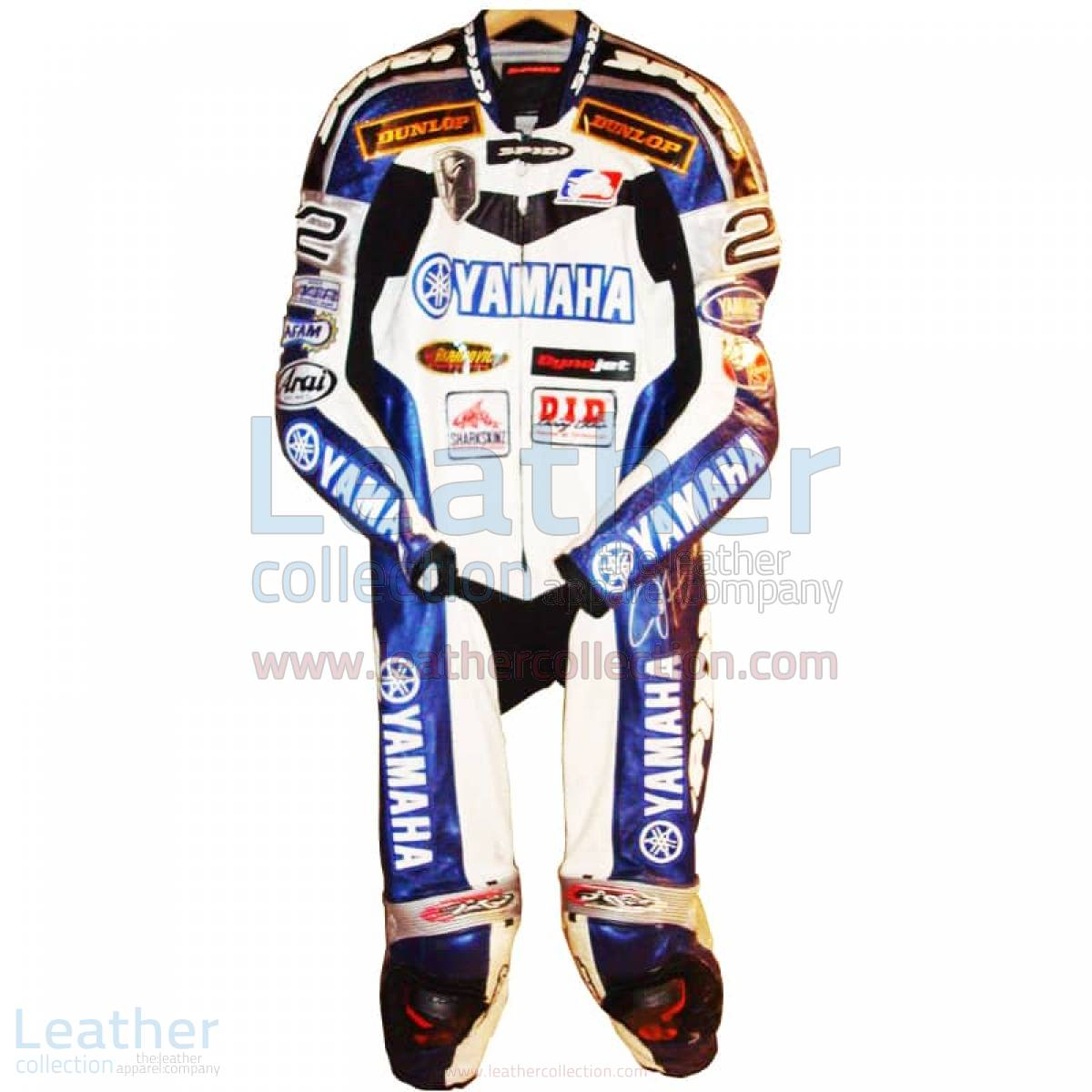 Jamie Hacking Yamaha AMA 2005 Motorcycle Suit