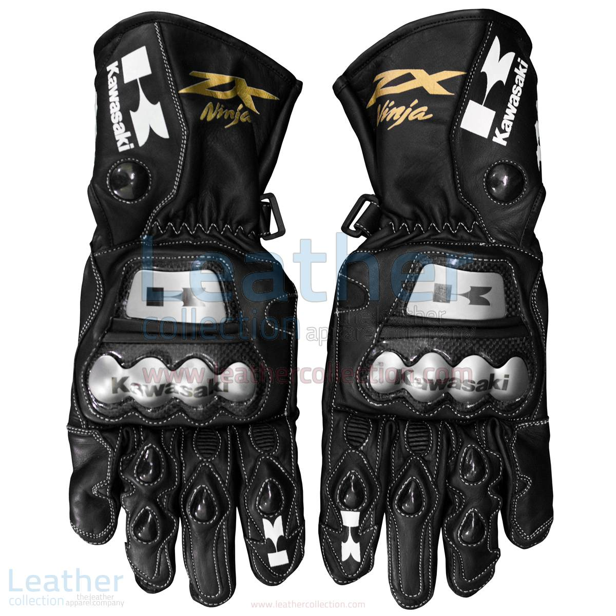 Kawasaki Ninja Racing Gloves