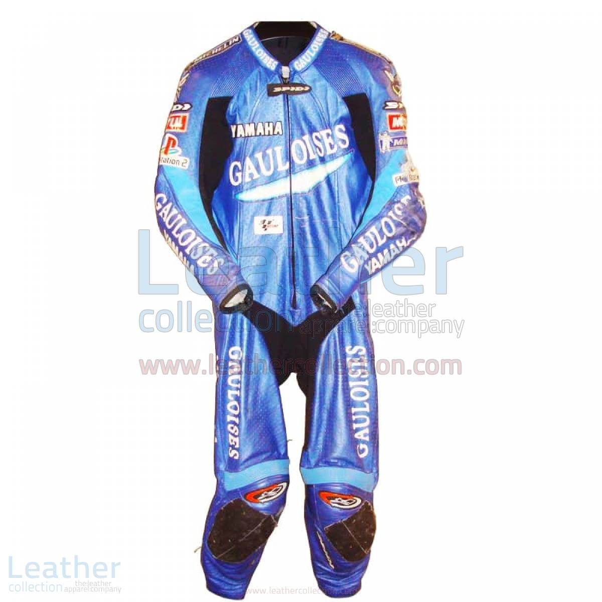 yamaha racing suit