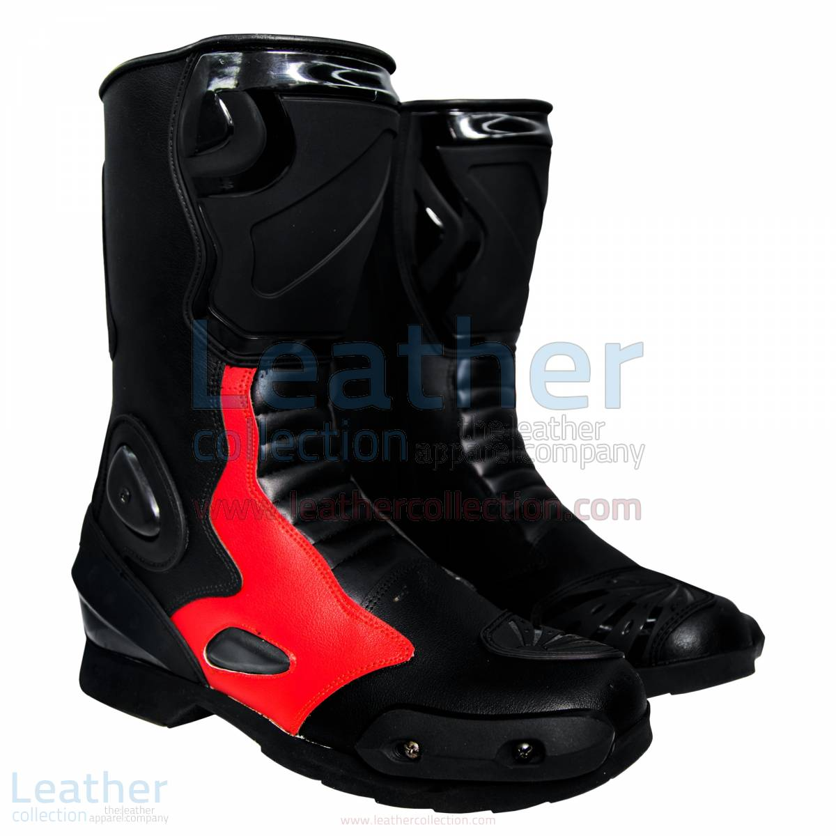 Silverstone Motorcycle Race Boots