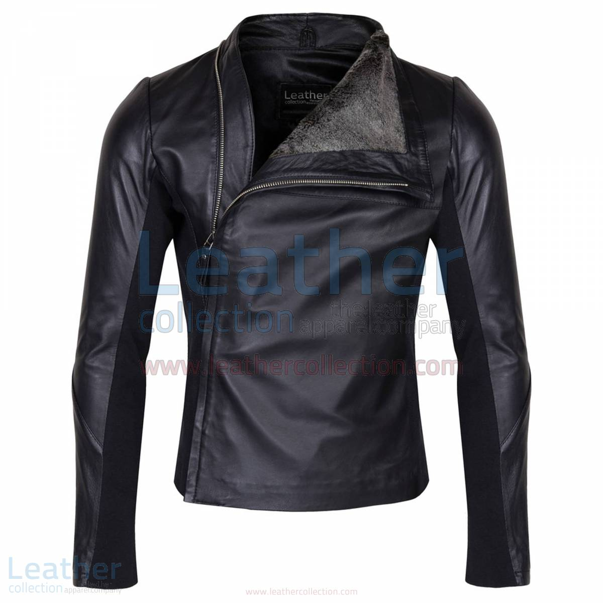 jacket with fur lining
