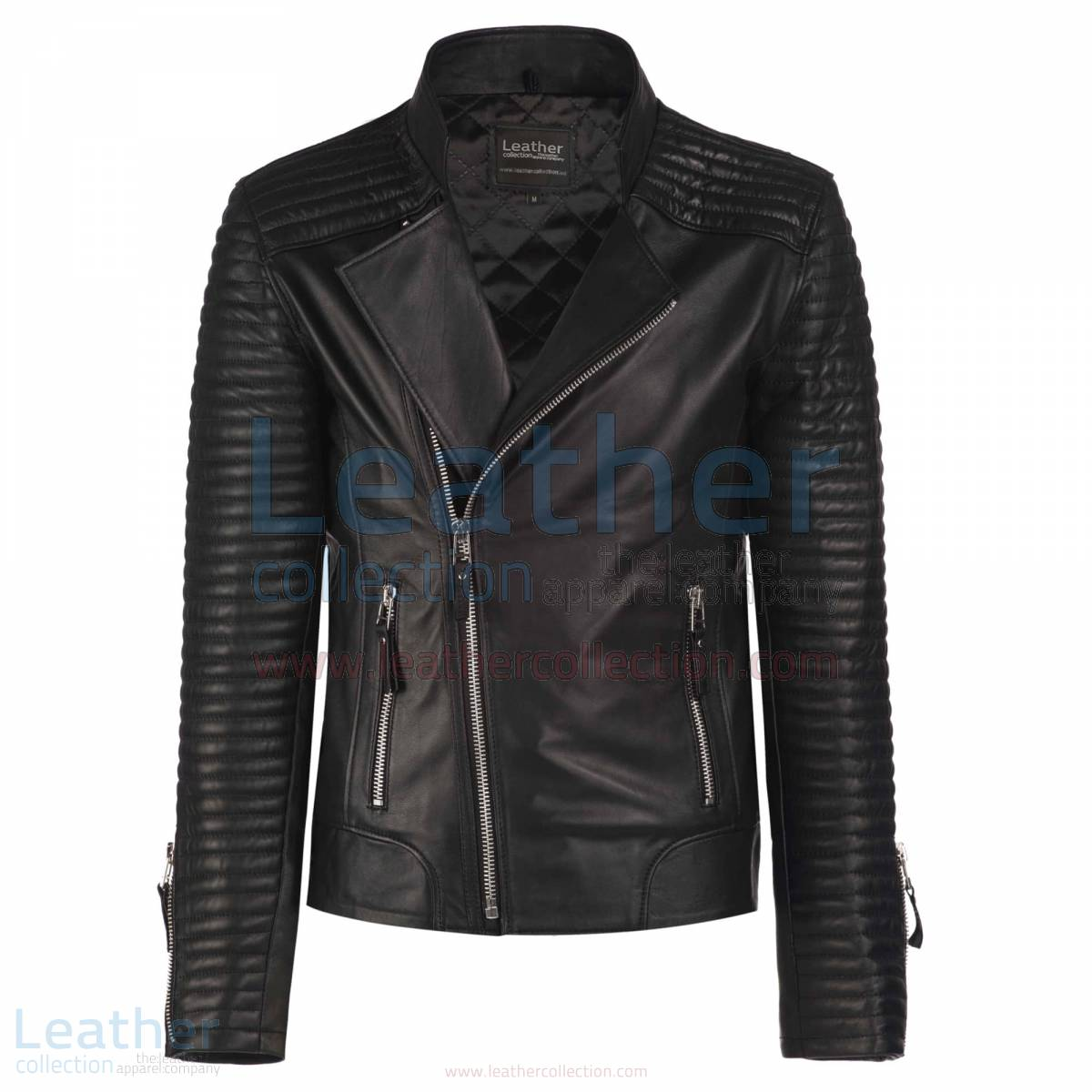 hunter biker jacket