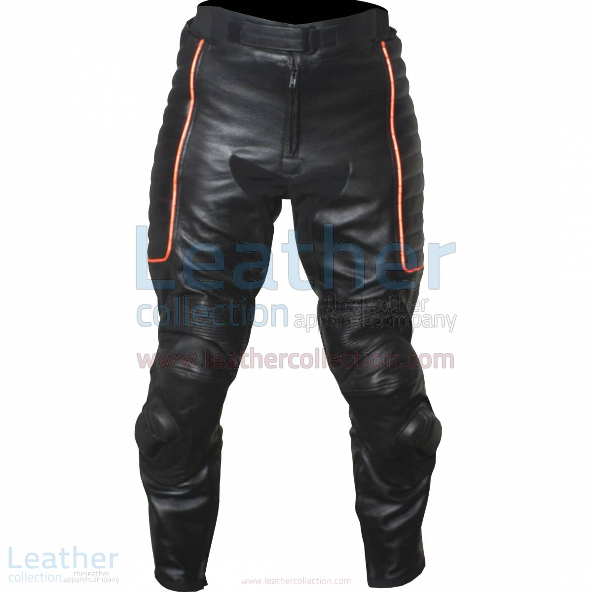 mens black leather pants jeans